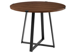Celeste Metal Wrap Dining Table