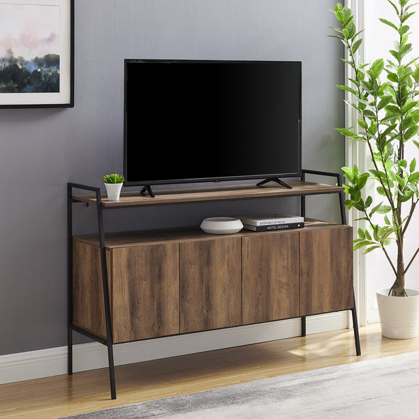 Arlo Metal & Wood Console