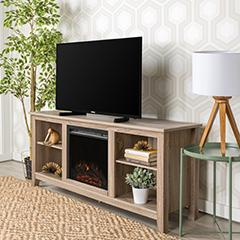 "Essential 58"" Fireplace TV Console"