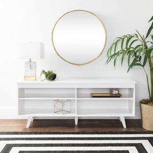 "Simple Contemporary 58"" Console"