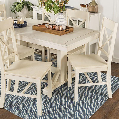 Millwright Wood Dining Set