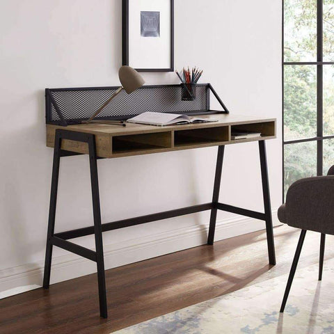 Corbin Mesh Back Writing Desk