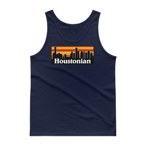 Houstonian Houston Astros Colors Tank Top