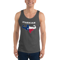 Texas Flexas - Unisex  Tank Top