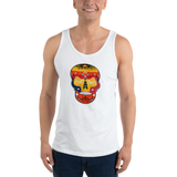 Day of the Dead Dia De Los Muertos Houston Sports Teams - Tank Top
