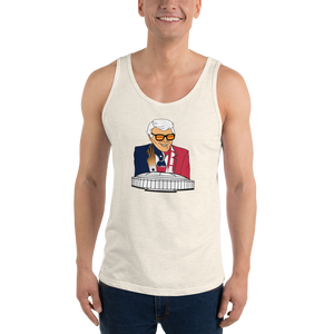 Marvin Zindler TEXANS Version Houston Sports - Unisex  Tank Top