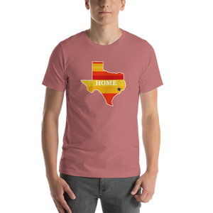 Houston is Home. Go 'Stros Short-Sleeve Unisex T-Shirt