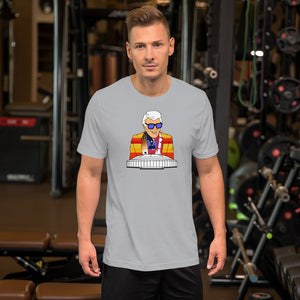 Marvin Zindler - Short-Sleeve Unisex T-Shirt