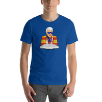 Marvin Zindler Houston Sports Short-Sleeve Unisex T-Shirt