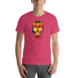Day of the Dead Dia De Los Muertos Houston Sports Teams - Short-Sleeve Unisex T-Shirt