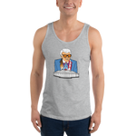 Marvin Zindler OILERS Version Houston Sports - Unisex  Tank Top