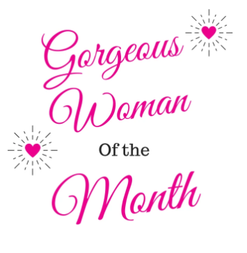 Our Gorgeous Woman of the Month is Anna Crollman