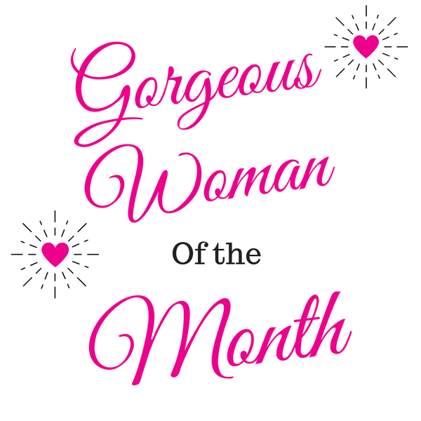 January's Gorgeous Woman of the Month is Radiant Racheli (Alkobey Peltier).
