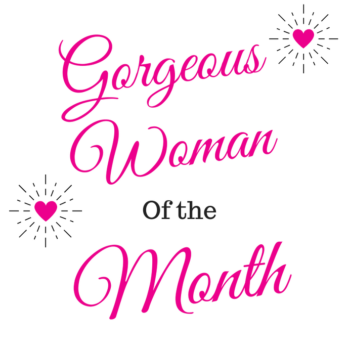 October's Gorgeous Woman of the Month is Rebecca Pine