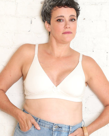 Super soft super comfortable AnaOno Pocketed Post Surgery Mastectomy Bra