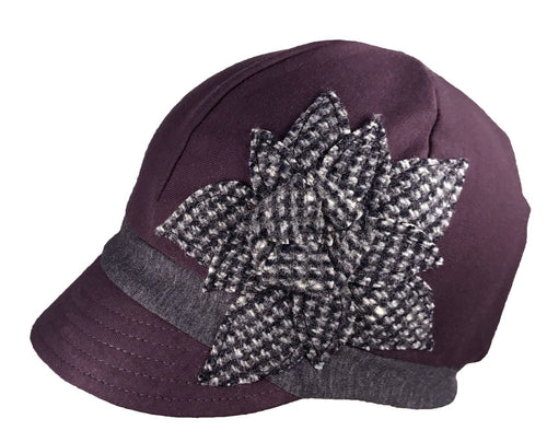 Flipside Soft Full Coverage Hat for Chemo Therapy and Hair Loss