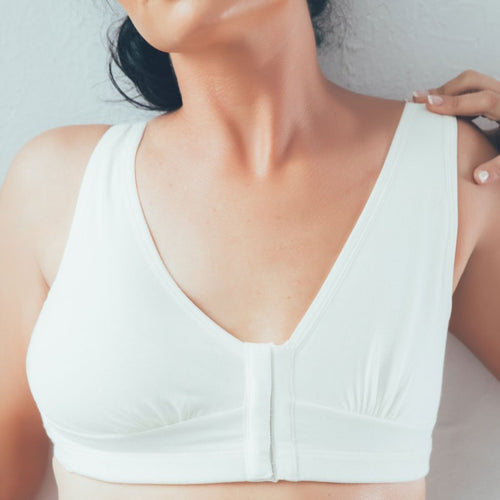 Ana Ono Pocketed Front Closure Mastectomy or Reconstruction Bra