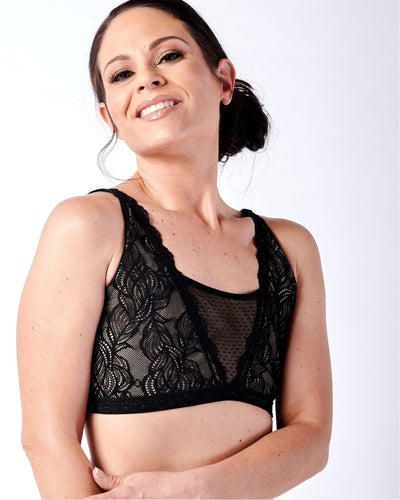 Mastectomy Pocketed Bralette AnaOno Canada