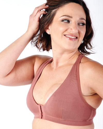 AnaOno Canada racerback front closure post mastectomy bra