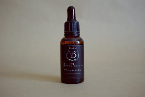 Bath and Body Oil - Unscented
