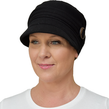 Full Coverage Comfortable Peak Hat for Cancer Patients