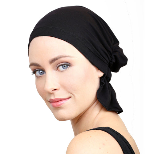 Chemo Beanie  - Stylish Breathable Bamboo Chemotherapy Kerchief