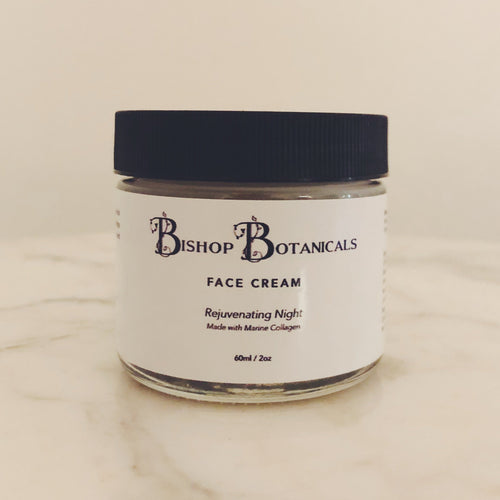Rejuvenating Day Face Cream - Naturally Scented