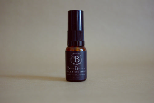 Face and Eye Serum - Unscented