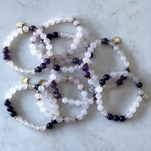 Lapis Lazuli Bracelet - Gift For Someone Living with Cancer