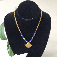 Lapis Lazuli Necklace - Gift For Someone Living with Cancer