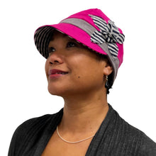 Comfortable Stylish Flipside Hat Great For Chemo Therapy and Hair Loss