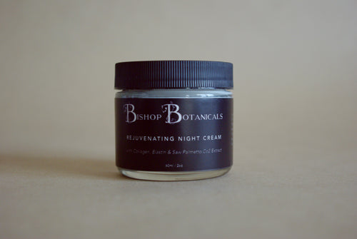 Rejuvenating Night Face Cream - Unscented