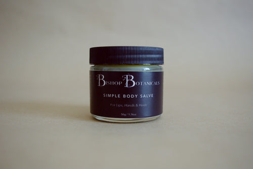 Simple Body Salve - Unscented