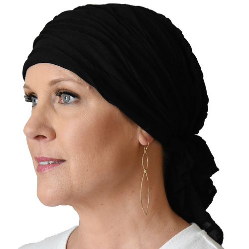 Comfortable Stylish Head Kerchiefs for Cancer Patients