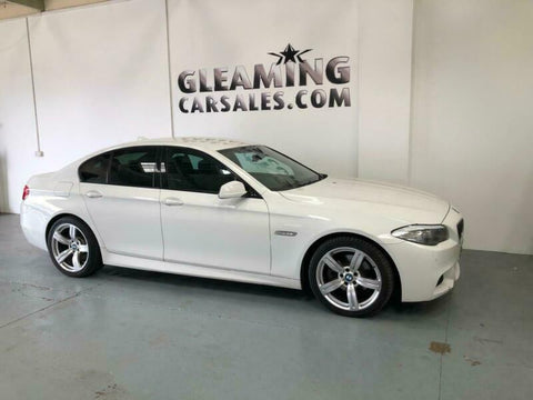 BMW 520 2.0TD ( 184bhp ) BluePerformance Auto 2013MY d M Sport