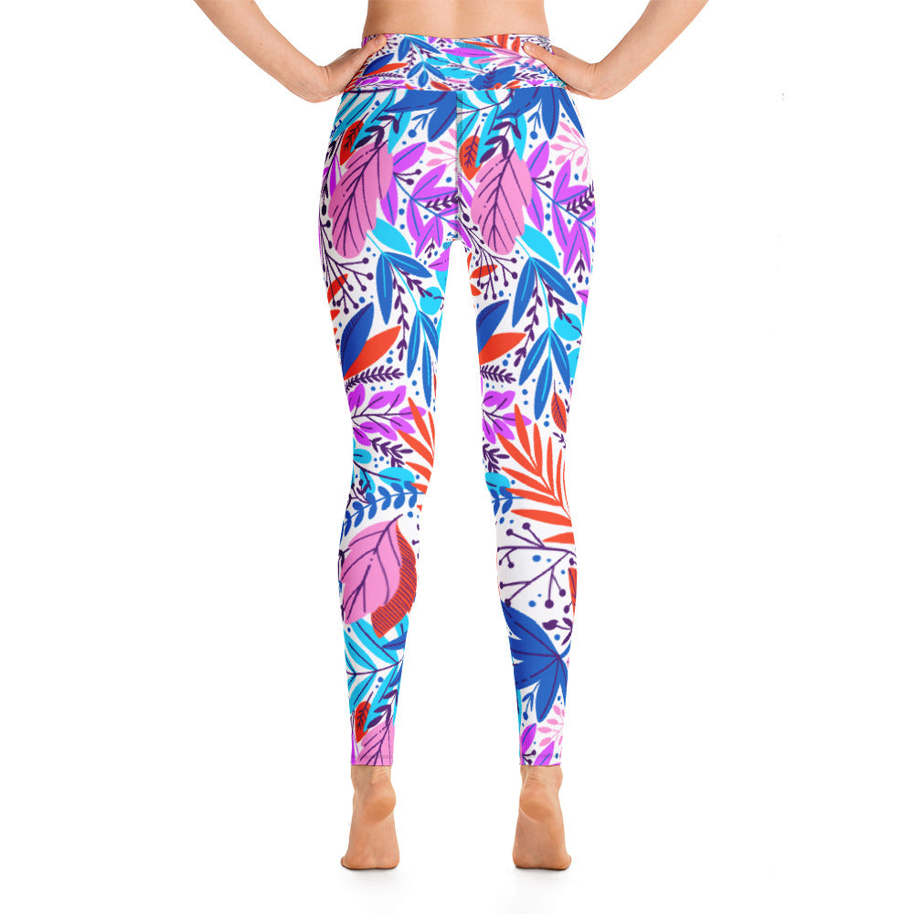 Exotic Yoga Leggings