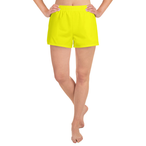 Sunshine Athletic Short Shorts