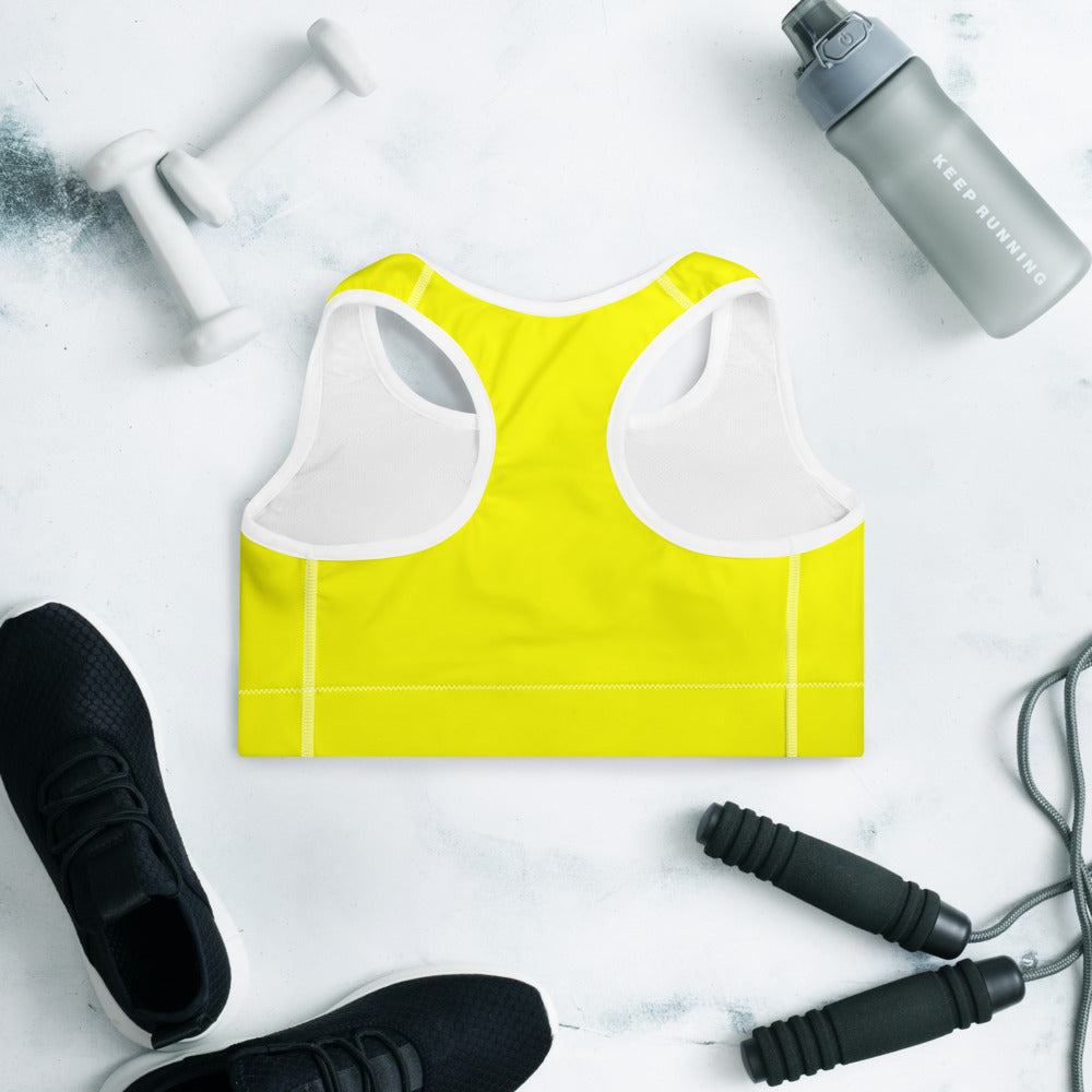 Sunshine Sports Bra