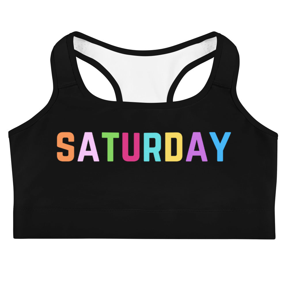 SATURDAY Sports bra