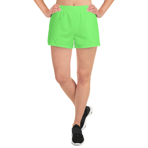 Limeade Athletic Short Shorts