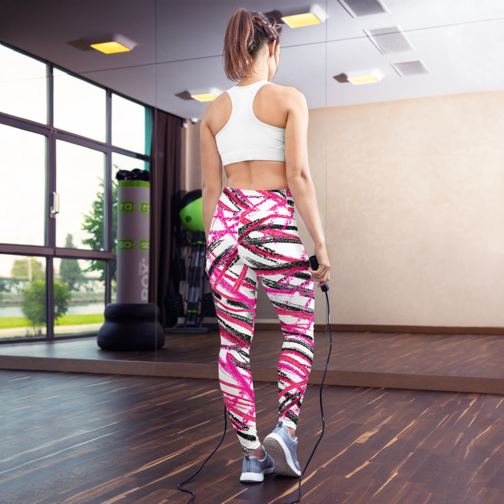 Pynk Charcoal Leggings