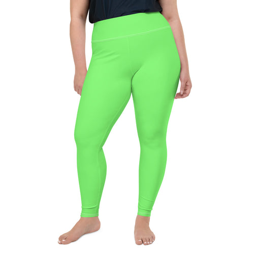 Limeade Plus Size Leggings