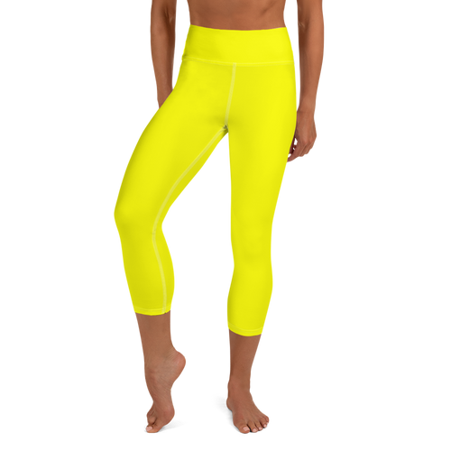Sunshine Capri Leggings