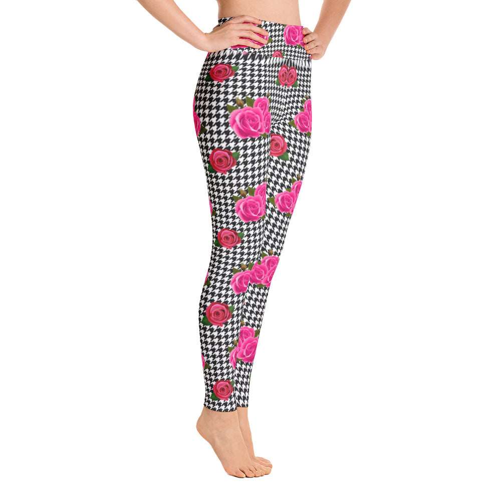 Houndstooth leggings by Pynk Haus