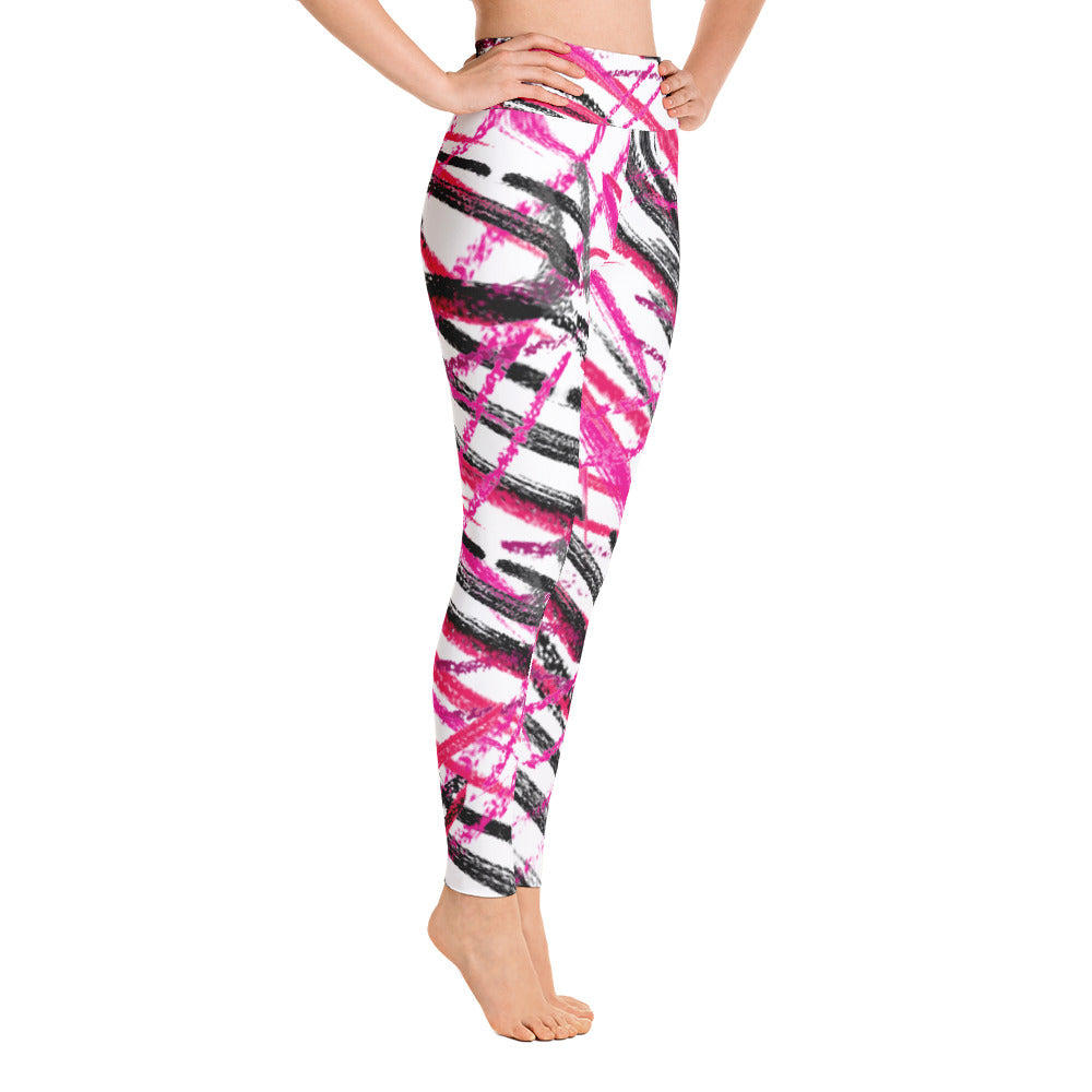 Yoga pants by Pynk Haus.  Fitness and Fashion