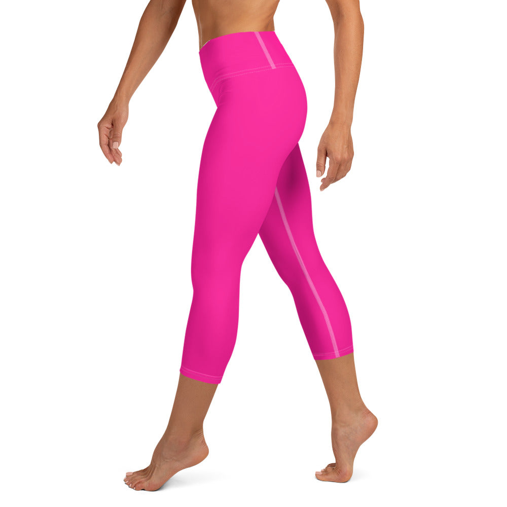 Body Electric Capri Leggings