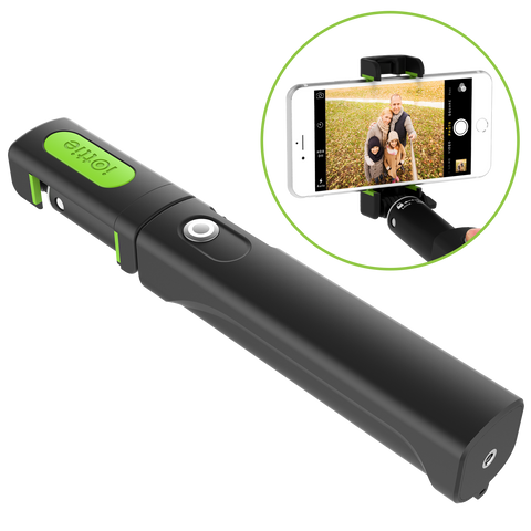 iOttie MiGo Selfie Stick for iPhone, Smartphones, & GoPro