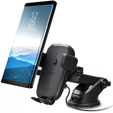 Easy One Touch 4 Qi Wireless Fast Charging Mount