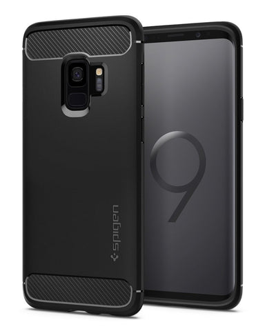 Spigen Rugged Armor Galaxy S9 Case