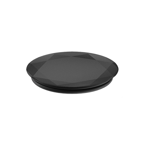 PopSockets - Black Metallic Diamond